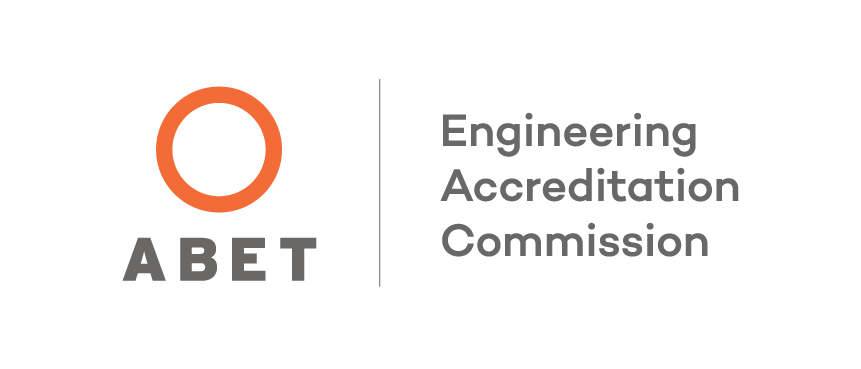 ABET Accreditation Badge
