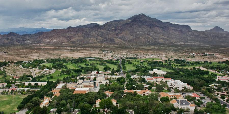Living in Socorro: New Mexico Tech
