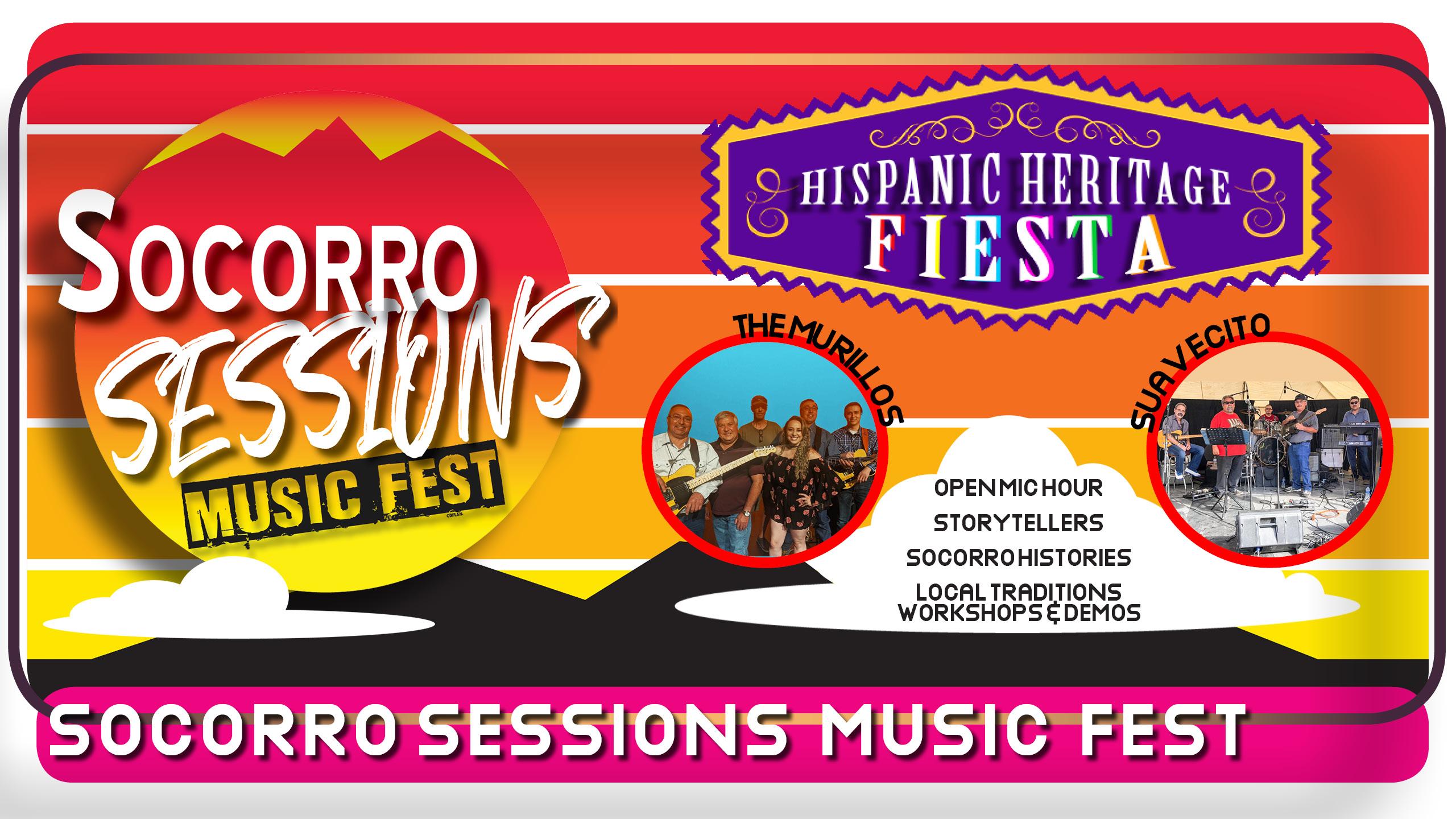 Socorro Sessions Hispanic Heritage Fiesta