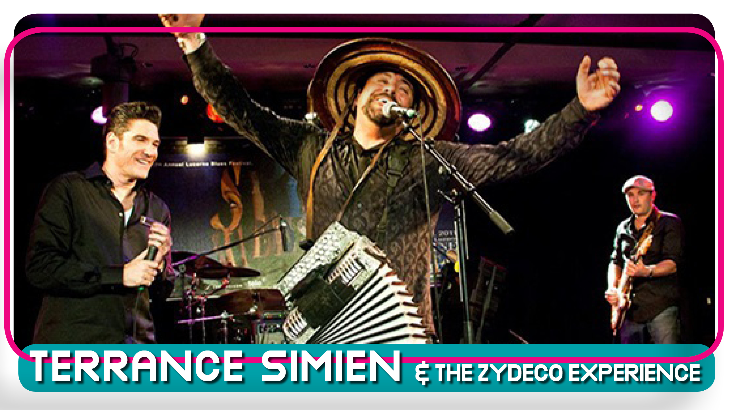Terrance Simien Banner